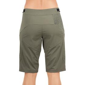 Cube AM Pantalones cortos holgados Mujer, Oliva